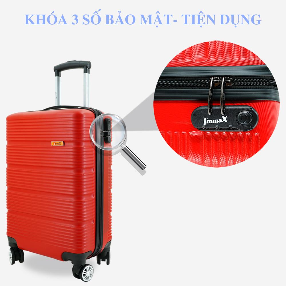 o khoa vali nhua immax x13 2