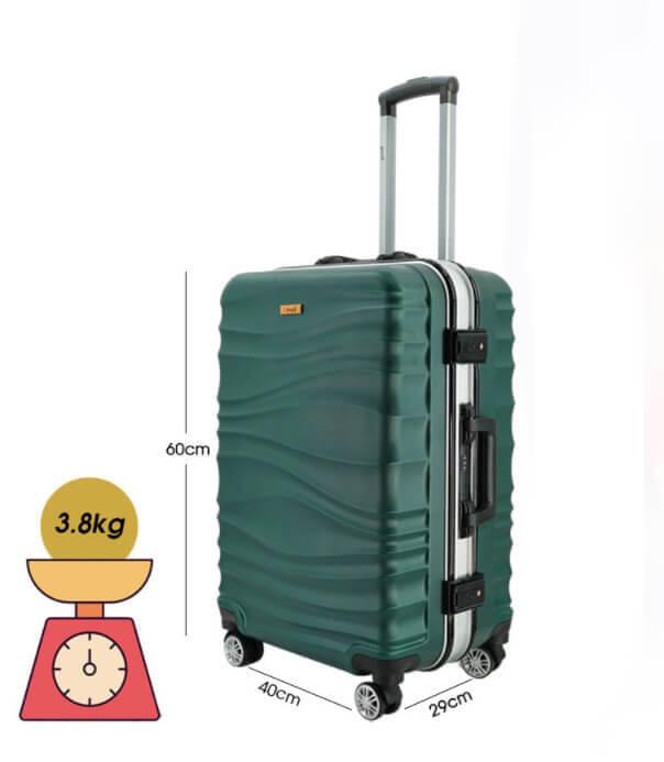 vali size 24 có kích thước bao nhiêu